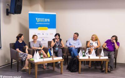 Всеукраїнська конференція Telecom Ukraine 2016