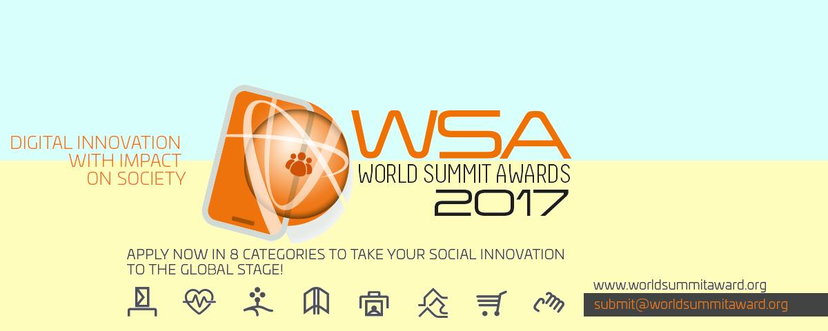Національні експерти оголошують початок відбору проектів для Міжнародного конкурсу  World Summit Awards 2017