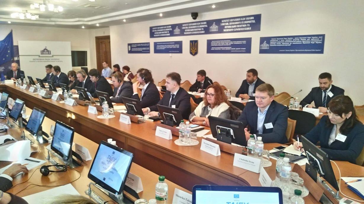 Представники ТелПУ взяли участь в семінарі «TAIEX High-Level Workshop on Cyber-Security»