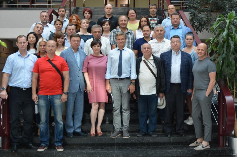 Представник Телекомпалати України очолив Громадську раду при Солом'янській РДА