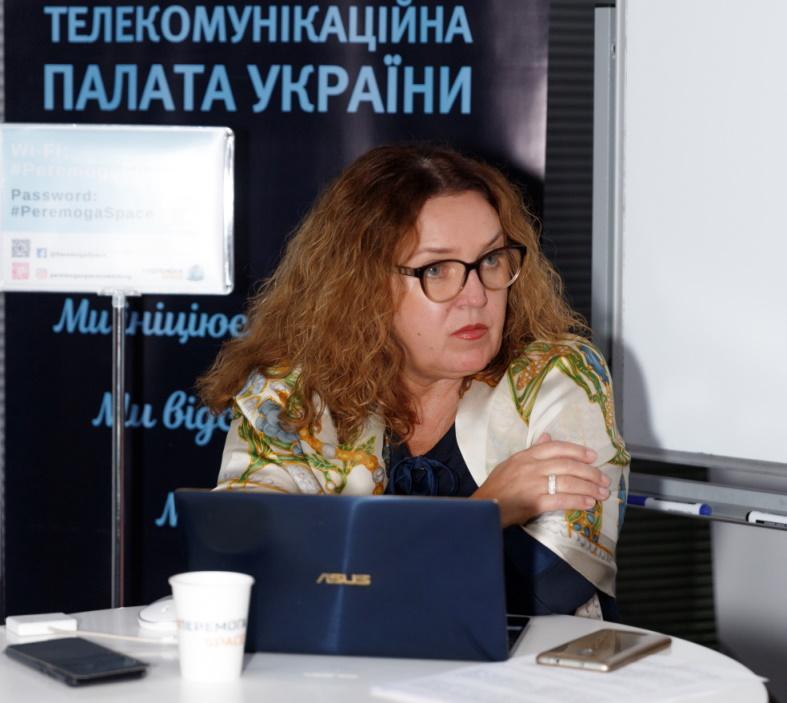 Що означає прийняття Закону «Про електронні комунікації»? Пояснює Тетяна Попова, Телекомпалата України
